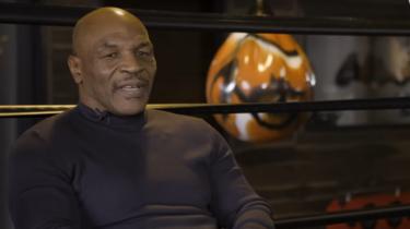 Mike Tyson était un ami proche du rappeur.