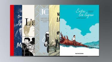 bande dessinée Festival BD d'Angoulême : qui sont les trois finalistes du Grand prix 2021 ?