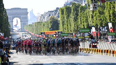 L'arrivée de cette 109e édition aura lieu le 24 juillet sur les Champs-Elysées.