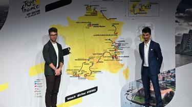 La 109e édition du Tour de France s'élancera de Copenhague au Danemark.