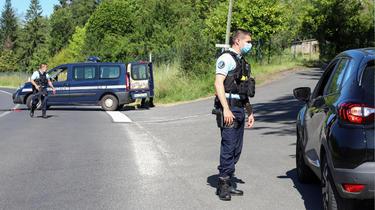 Chasse à l'homme Dordogne : la traque pour retrouver l'individu qui a tiré sur des gendarmes se poursuit