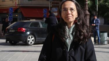 L'élue écologiste Juliette Chesnel s'insurge du montant des subventions allouées par la ville à ses sportifs de haut-niveau.