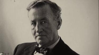 Il romanziere britannico aveva molte cose in comune con il suo eroe di carta.