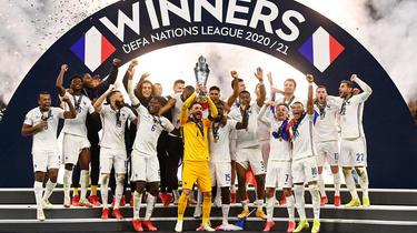 Les Bleus ont remporté la 2e édition de la Ligue des nations.