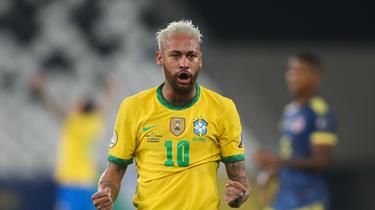 Neymar zitierte erstmals Lionel Messi, der mit ihm in Barcelona spielte.
