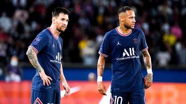 Lionel Messi est le joueur le mieux payé du PSG devant Neymar.