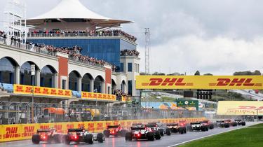 Le Grand Prix de Turquie est la 16e manche du championnat du monde de F1.