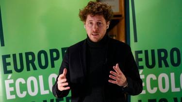 Julien Bayou, candidat EELV aux élections régionales en IDF.