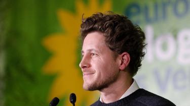 Julien Bayou, candidat EELV aux élections régionales en Île-de-France.