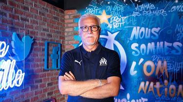 Nasser Laqot é o atual Diretor de Treinamento em Marselha.