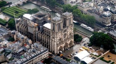 Le parvis ainsi que les abords de la cathédrale vont être entièrement réaménagés.