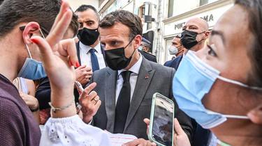 France «Rien ne m'arrêtera» : Emmanuel Macron réagit à la gifle