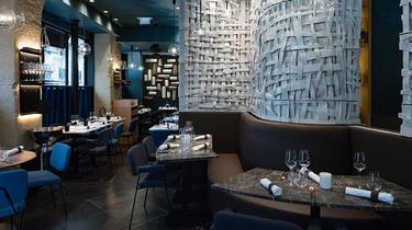 idées sorties Matthias Marc (Top Chef) ouvre Liquide, son nouveau restaurant à Paris