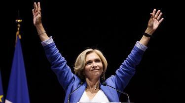 Valérie Pécresse a été largement réélue à la tête de la région Île-de-France.