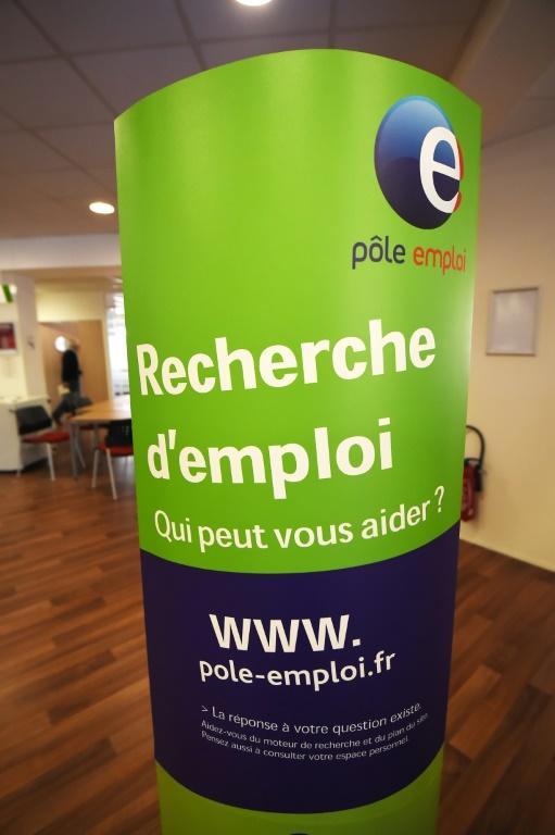 Dans une antenne de Pôle emploi, à Montpellier, le 27 avril 2016 [PASCAL GUYOT / AFP/Archives]