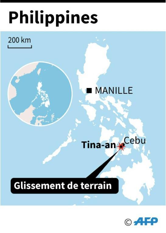 Philippines [Gal ROMA / AFP]