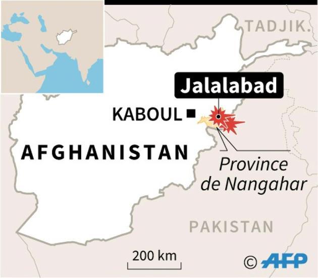 Afghanistan [ / AFP]