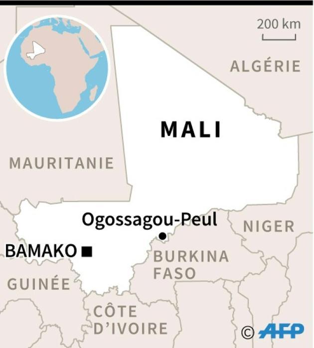 Mali [ / AFP]