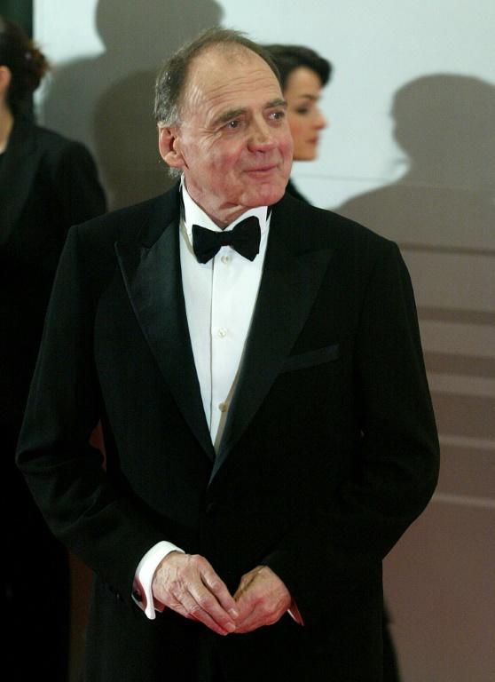 L'acteur suisse Bruno Ganz, le 11 décembre 2004 à Barcelone, en Espagne [CESAR RANGEL / AFP/Archives]
