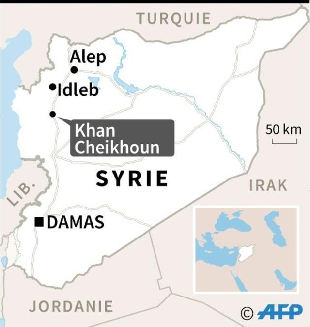 Syrie [Sophie RAMIS / AFP]