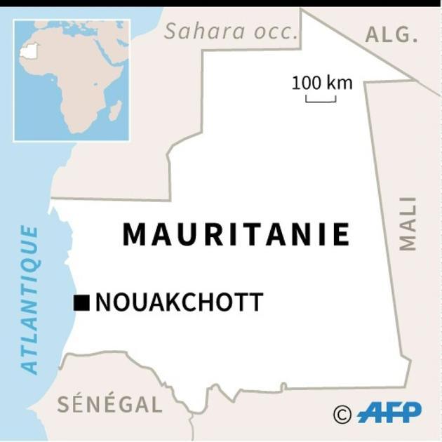 Mauritanie [Gillian HANDYSIDE / AFP]
