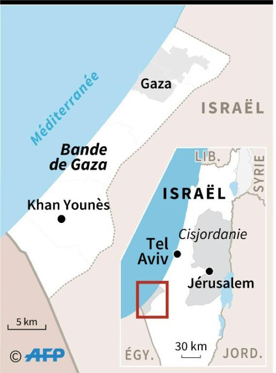 Bande de Gaza [ / AFP]