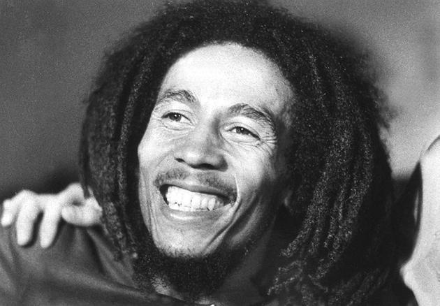 Le chanteur jamaïcain Bob Marley en 1976 [HO / AFP/Archives]