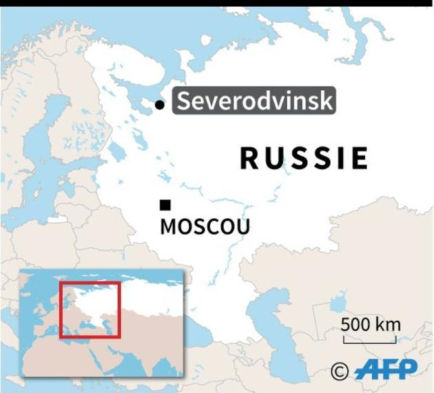 Russie [ / AFP]