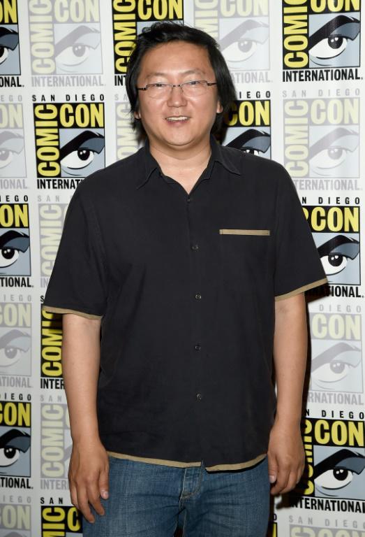 L'acteur Masi Oka, le 12 juillet 2015 à San Diego (Californie) [Jason Merritt / GETTY IMAGES NORTH AMERICA/AFP/Archives]