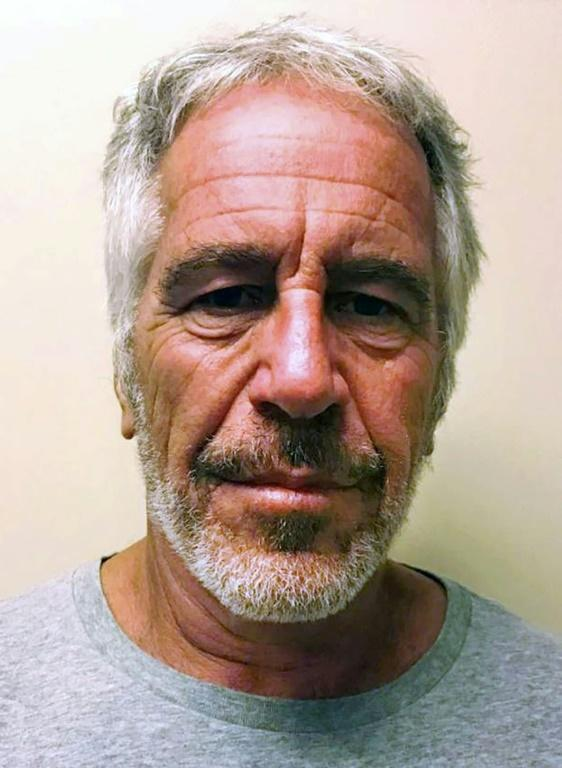Photo d'identité de Jeffrey Epstein diffusée par l'administration judiciaire  [HO / New York State Sex Offender Registry/AFP/Archives]