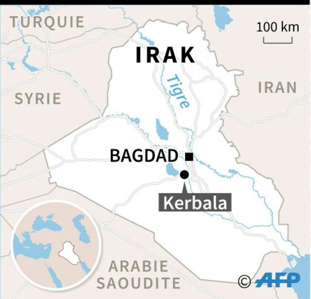 Irak [ / AFP]