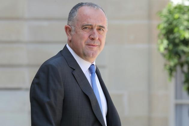 Didier Guillaume le 24 juillet 2019 à Paris [ludovic MARIN / AFP/Archives]