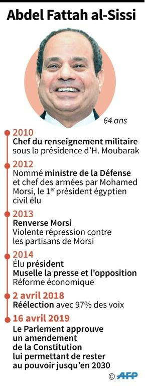 Abdel Fattah al-Sissi [Gillian HANDYSIDE / AFP]