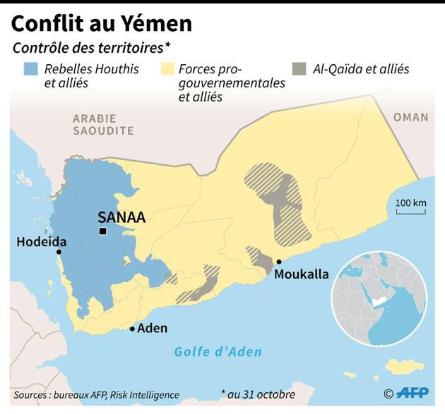 Conflit au Yémen [Valentina Breschi / AFP]