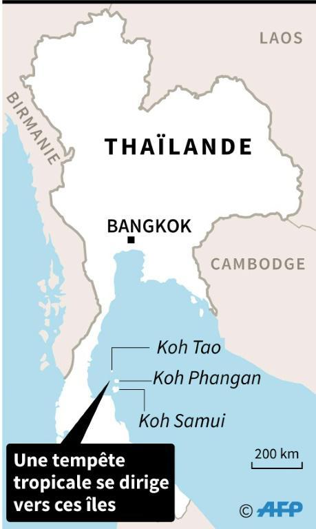 Thaïlande [AFP  / AFP]