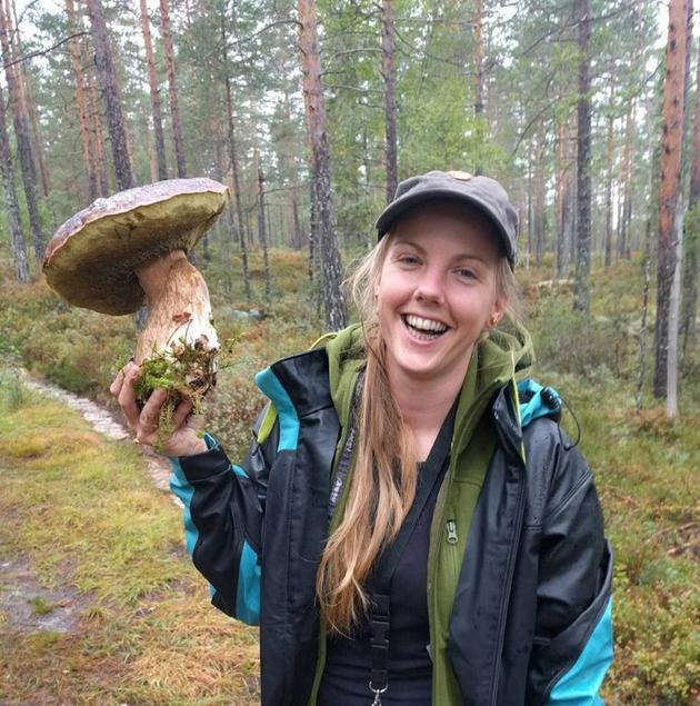 Photo non datée de Maren Ueland, l'étudiante norvégienne tuée dans le sud du Maroc [HO / NTB Scanpix/AFP]