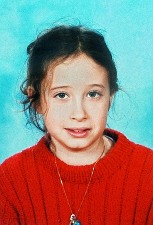 Estelle Mouzin, disparue à 9 ans en Seine-et-Marne le 9 janvier 2003 [Handout / FRENCH POLICE/AFP/Archives]