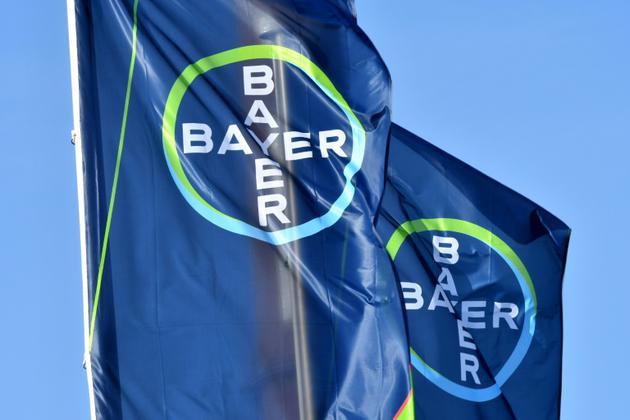 Bayer ne semble pas vouloir arrêter la production du glyphosate, toujours plébiscité par les cultivateurs pour son efficacité et son faible coût mais très critiqué, notamment en Europe [Patrik STOLLARZ / AFP/Archives]