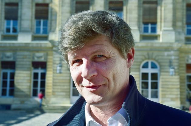 Nicolas Florian, à Bordeaux, le 14 février 2019 [GEORGES GOBET / AFP]