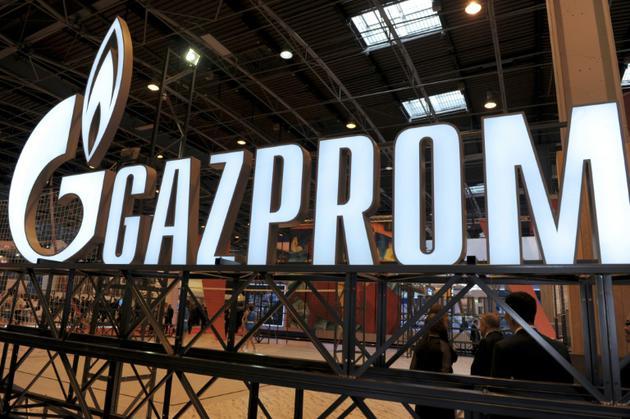 Gazprom, qui a déjà réduit considérablement les volumes de gaz transitant par l'Ukraine, veut les réduire davantage grâce à ses projets de gazoducs Turkish Stream et Nord Stream 2 [ERIC PIERMONT / AFP/Archives]