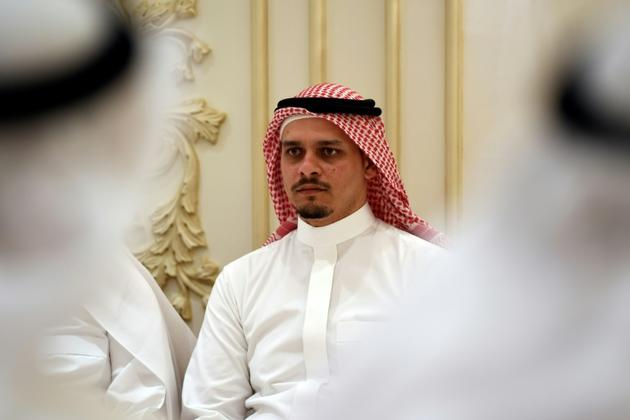 Salah Khashoggi, fils du journaliste saoudien assassiné Jamal Khashoggi, à Djeddah le 16 novembre 2018 [Amer HILABI / AFP/Archives]