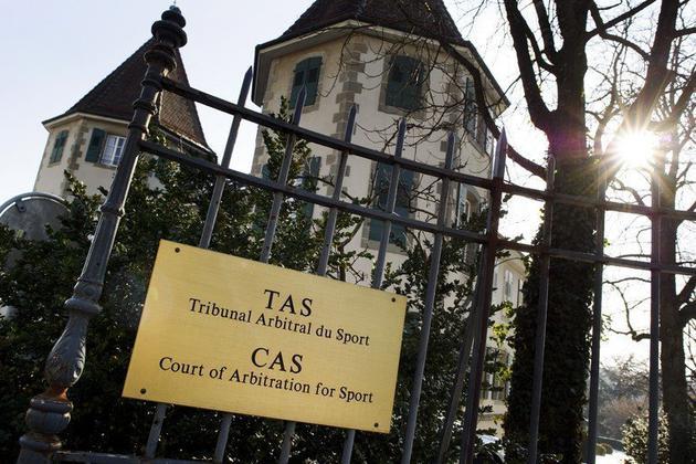 Photo du siège du Tribunal arbitral du sport à Lausanne, prise le 6 février 2012 [Fabrice Coffrini / AFP/Archives]