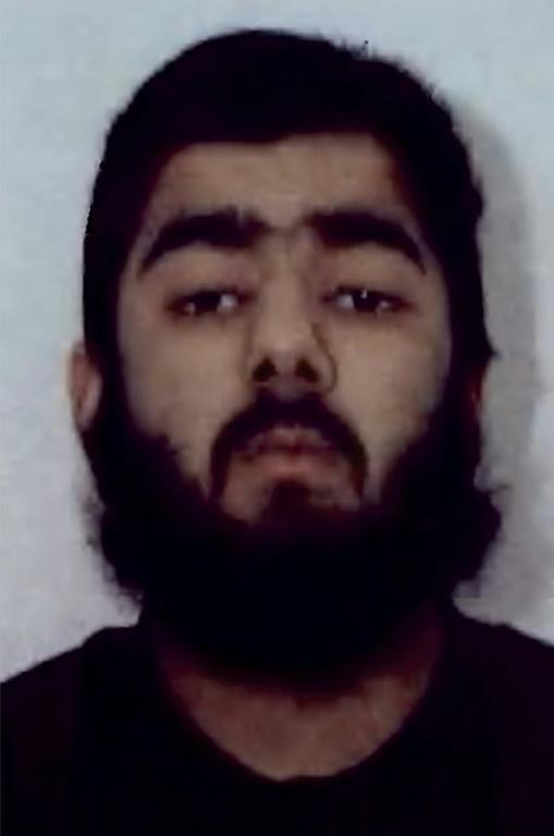 Photo fournie par la police britannique le 1er février 2012 de l'islamiste Usman Khan, qui a été condamné pour terrorisme et libéré à mi-peine puis a tué deux personnes sur le London Bridge [Handout / West Midlands Police/AFP/Archives]