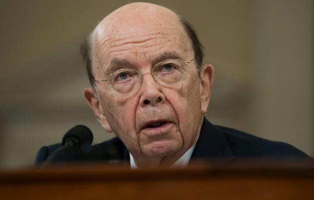 Le secrétaire américain au Commerce Wilbur Ross martèle que l'administration Trump privilégie les relations bilatérales [SAUL LOEB / AFP/Archives]