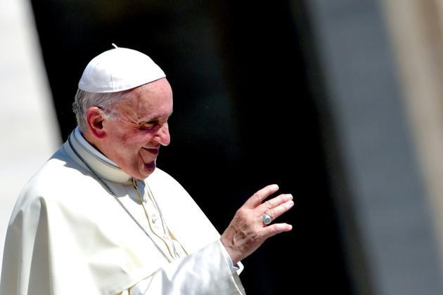 Le pape François au Vatican le 12 septembre 2018 [Tiziana FABI / AFP/Archives]