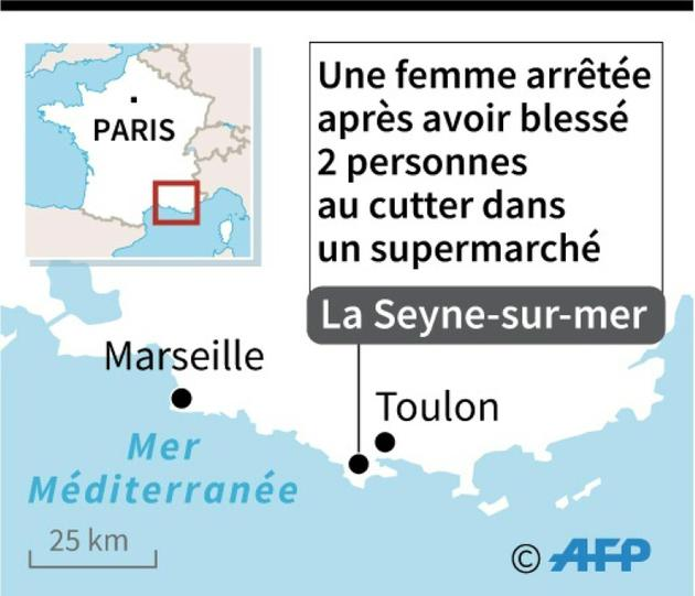 La Seyne-sur-mer [AFP / AFP]