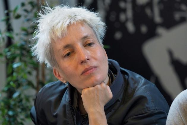 Jeanne Added lors de la 43e édition du Printemps de Bourges, à Bourges le 18 avril 2019 [GUILLAUME SOUVANT / AFP]