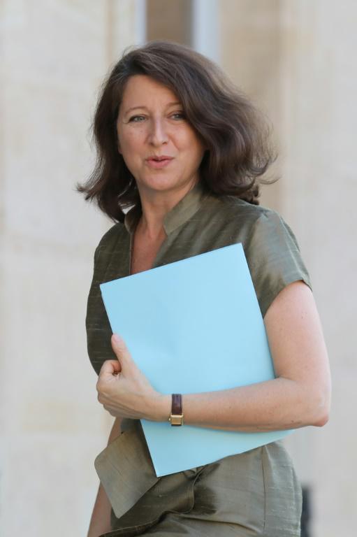 """La réforme sera détaillée """"dans le courant de l'été"""", a assuré lundi la ministre de la Santé, Agnès Buzyn, ancienne présidente de l'Institut national du cancer [ludovic MARIN / AFP/Archives]"""