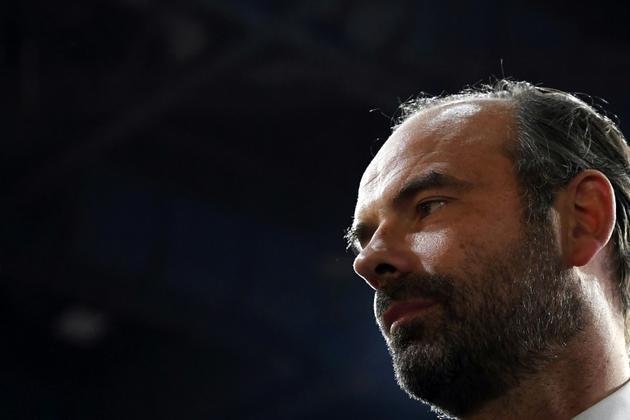 Edouard Philippe à Paris le 11 octobre 2018 [ALAIN JOCARD / AFP/Archives]