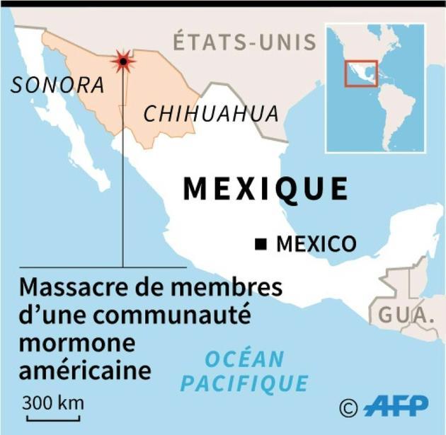 Mexique [ / AFP]